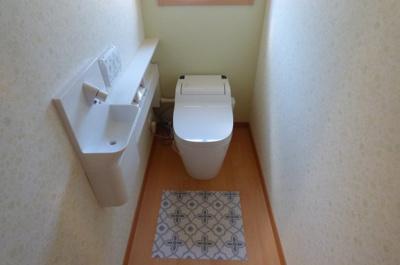 【トイレ】彩都あさぎ6丁目戸建
