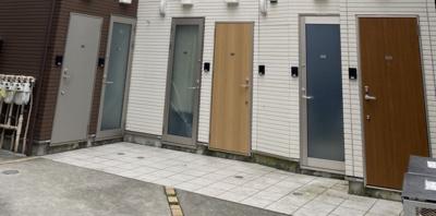【エントランス】サークルハウス上野壱番館