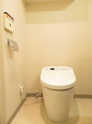 【トイレ】ガーラ・シティ大井町