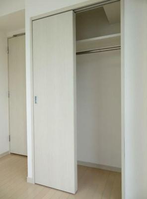 【収納】ガーラ・シティ大井町