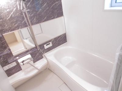 【浴室】メゾンドゥファミーユ