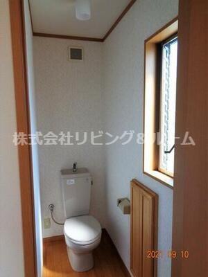 【トイレ】杉沼貸家