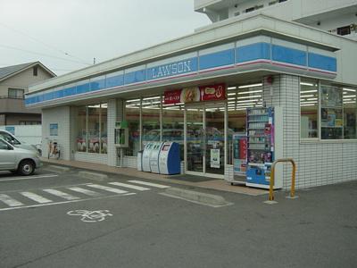 ローソン(コンビニエンスストア)松山井門店まで800m