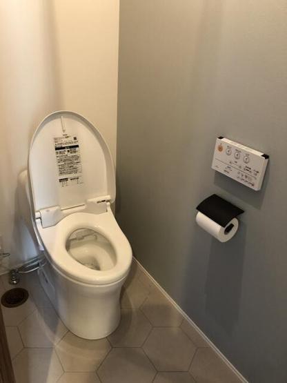 【トイレ】東百合丘4丁目 中古戸建