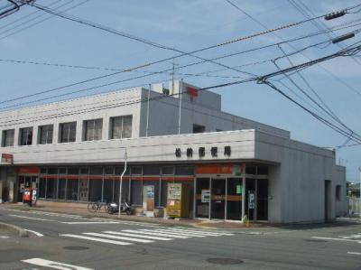 松前郵便局まで324m