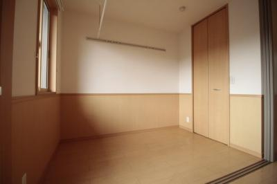 写真は別室です