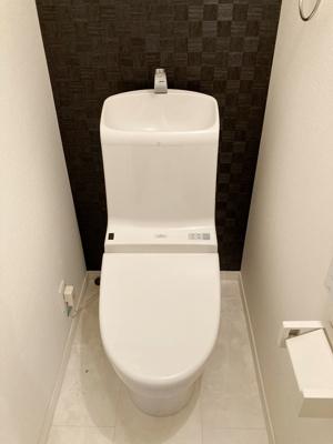 【トイレ】白山戸建
