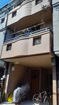 【外観】大阪市城東区中浜2丁目 中古戸建