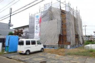 2021年10月中旬完成予定の新築戸建てです。 片倉駅まで徒歩5分の好立地の物件になります。