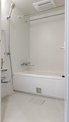【浴室】アヴィニティー銀座東 10階 最 上階 角 部屋 リ フォーム済