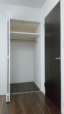 【収納】アヴィニティー銀座東 10階 最 上階 角 部屋 リ フォーム済