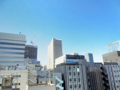 【その他】アヴィニティー銀座東 10階 最 上階 角 部屋 リ フォーム済