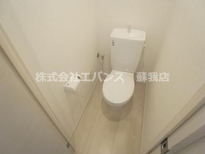 【トイレ】アリエスSOGA