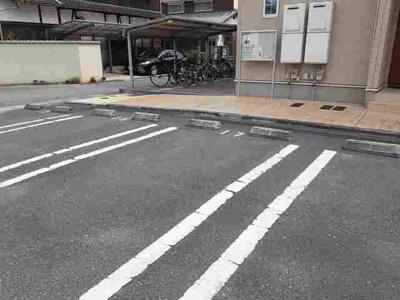 【駐車場】ラフレシールあぼしC