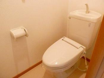 【トイレ】シルバーライニングA