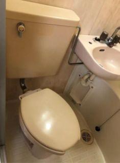 コンパクトなトイレ♪