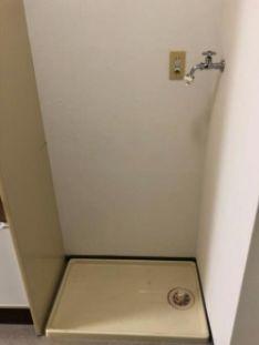 嬉しい室内洗濯機置場(別室参考写真)