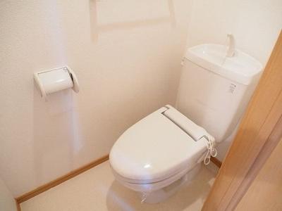【トイレ】メゾン・リベルタ