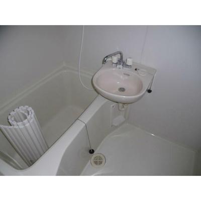 【浴室】第一八尾ハイツ大森南