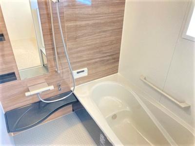 【浴室】京都市山科区西野山射庭ノ上町