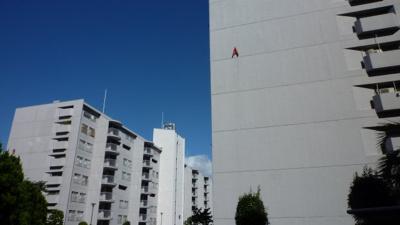 昭和48年1月建築 RC造8階建