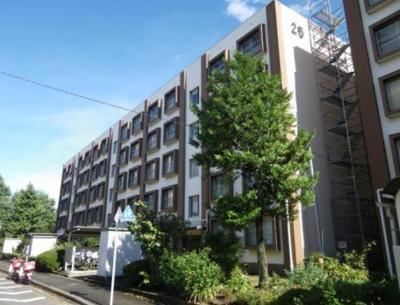 【外観】久米川駅東住宅25号棟
