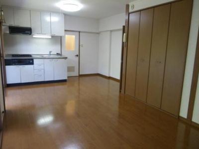 【キッチン】久米川駅東住宅25号棟