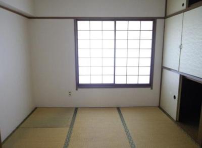 【和室】久米川駅東住宅25号棟