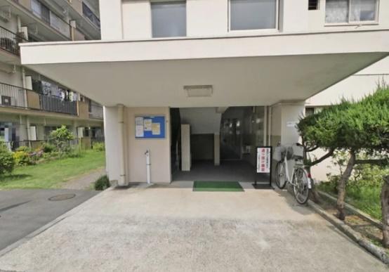 【エントランス】日吉第7コーポE棟