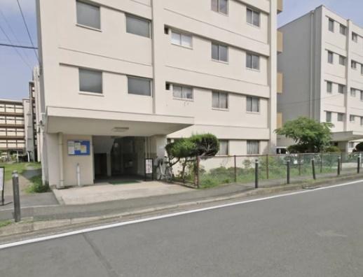 【外観】日吉第7コーポE棟