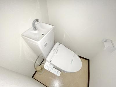 【トイレ】サンモールⅠ