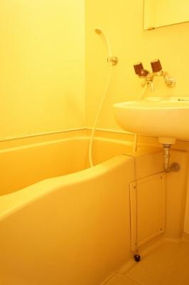 3点ユニット・バスルームです