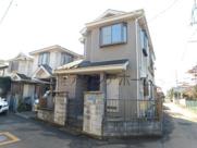 所沢市北中3丁目 中古一戸建 ~角地・閑静な住宅~の画像