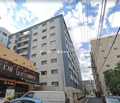 【外観】クラリティ・アスール 6階 勝どき駅4分 リ ノベーション済