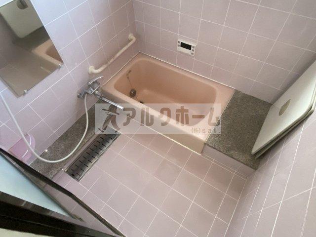 【浴室】旭ヶ丘4DK戸建て