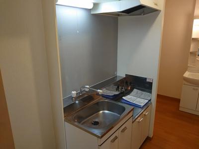 【キッチン】プルミエール天沼