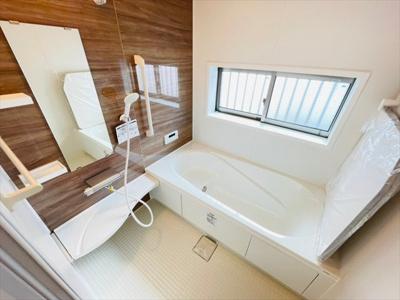 【浴室】足立区神明3丁目新築戸建て【全3棟】