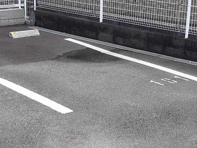 【駐車場】ブルースカイ今宿