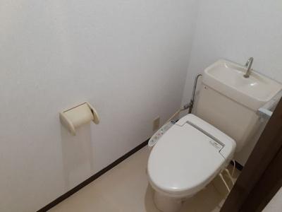 【トイレ】ブルースカイ今宿