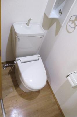 【トイレ】エスペラーレ