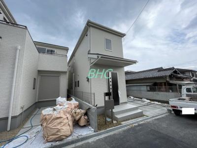 【区画図】唐崎3丁目 分譲2区画2号棟