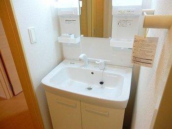 【独立洗面台】メゾン・ド・グラースB