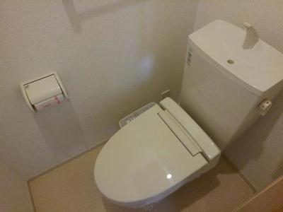 【トイレ】シエル・エトワールⅡ