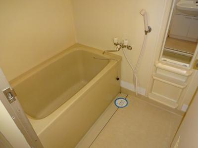 【浴室】サンフラッツ南桜塚