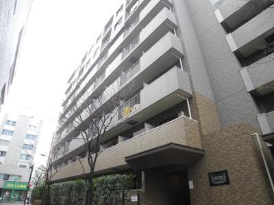 【外観】メゾンエクレーレ新宿西戸山