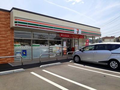 セブンイレブン尾道高須町店まで750m