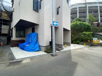 【外観】小崎駐車場