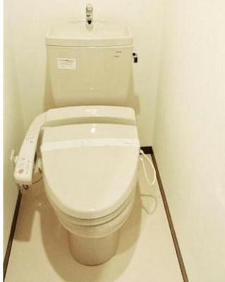 【トイレ】ライジングプレイス板橋