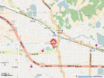 【地図】ユーミーアルシオン・