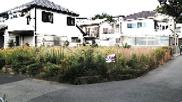 瀬川1丁目建築条件無売地の画像